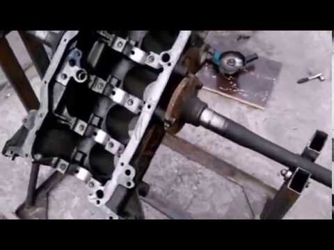 Кантователь двигателя своими руками фото