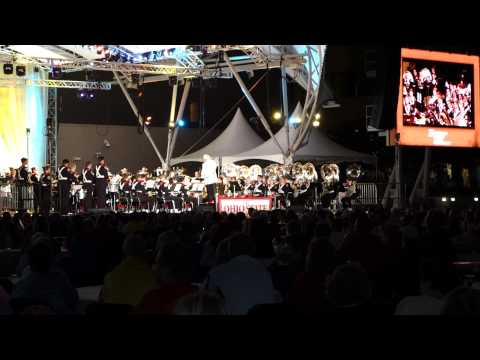OSUMB TBDBITL William Tell Overture After The RAIN At CSO 7 31 2015