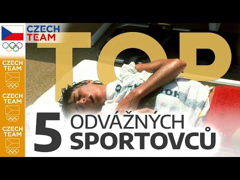 TOP: 5 odvážných sportovců