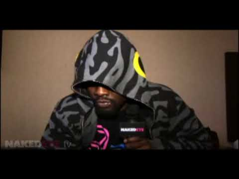 Eye On Swag Series: Wale Chillin' With Naked Eye Magazine (Interview 2009)