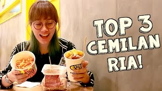 Video MY TOP 3 SNACKS MP3, 3GP, MP4, WEBM, AVI, FLV Juni 2019