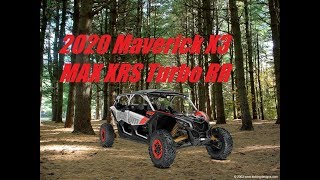 8. 2020 Maverick X3 MAX XRS Turbo RR