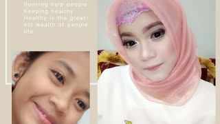 Video Make up barbie doll tutorial keren dan cantik banget / the power of makeup MP3, 3GP, MP4, WEBM, AVI, FLV April 2018