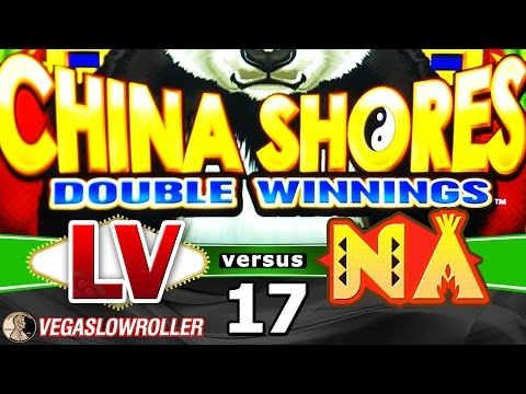 Las Vegas vs Native American Casinos Episode 17: China Shores Double Winnings