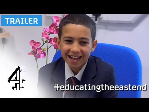 MAKES: Educating the East End | Thursday, 4th September | Channel 4