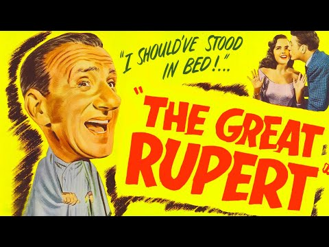 The Great Rupert (1950) Comedy, Family aka A Christmas Wish