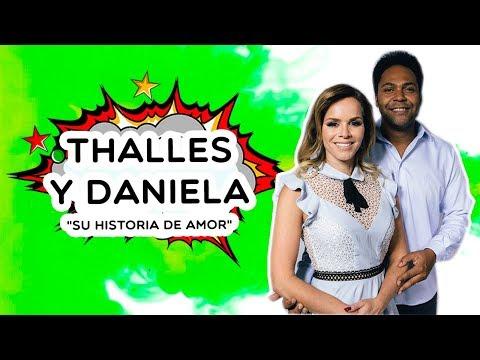 Historias de amor - THALLES ROBERTO Y DANIELA CAMPOS - SU HISTORIA DE AMOR - SI VALE ESPERAR