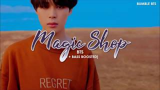 Video [3D+BASS BOOSTED] BTS (방탄소년단) - MAGIC SHOP | bumble.bts MP3, 3GP, MP4, WEBM, AVI, FLV Juli 2018