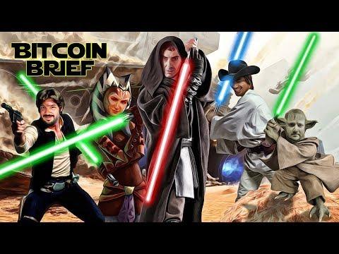 Bitcoin Brief - Crypto's are Commodities, Samourai & BTCUSD Price video