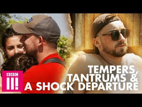 Tempers, Tantrums & A Shock Departure: Week 4 | One Hot Summer