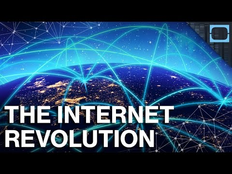 Who Created The Internet?