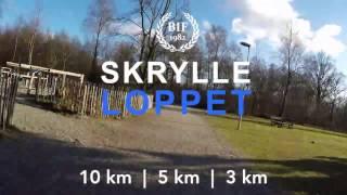 Spring Skrylleloppets 10 km på 4 min
