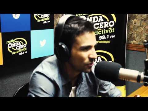 ¡Pipe Calderón llegó a Radio Onda Cero!