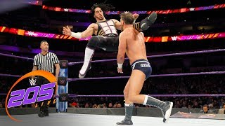 Nonton Mustafa Ali Vs  Drew Gulak  Wwe 205 Live  March 20  2018 Film Subtitle Indonesia Streaming Movie Download