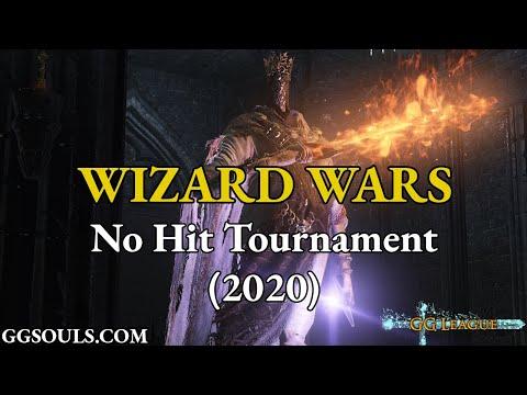Dark Souls 3: Spell-Only No Hit Tournament (Wizard Wars)