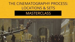 Video The Cinematography Process || Pre Production - Sets & Locations MP3, 3GP, MP4, WEBM, AVI, FLV November 2018