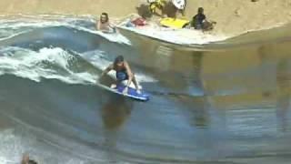 Waimea River Standing Wave  Session