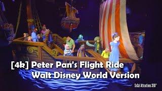 Video [4K] Peter Pan's Ride  - Walt Disney World Version - Magic Kingdom MP3, 3GP, MP4, WEBM, AVI, FLV Februari 2019