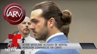 Pablo Lyle compareció en la corte en Miami | Al Rojo Vivo