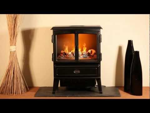 Dimplex Oakhurst Black Electric Opti-myst® Stove