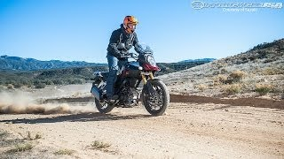 6. 2014 Suzuki V-Strom 1000 Second Ride - MotoUSA