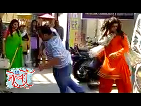 Gulabo FIGHTS & SAVES Ishita | Ye Hai Mohabbatein