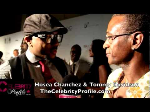 Tommy Davidson & Hosea Chanchez - 2011 BET Awards After Party