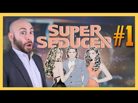 Convince her to go on a date RIGHT NOW? - Super Seducer #1 (видео)