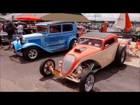The Syracuse Nationals Classic car show 2017!!!!!! (видео)