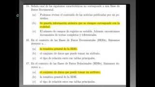 Umh1199 Gestión De Bases De Datos. Examen Febrero 2012-13