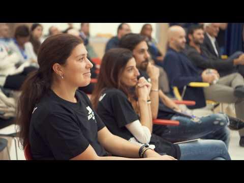 Anteprima del video Mediterranean Forum of Creativity and Social Innovation - Bari, 15-16 October 2019