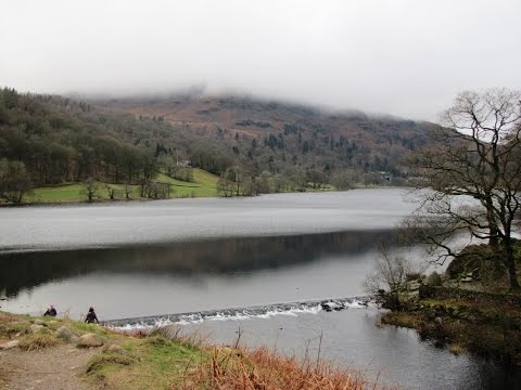 Rydal – Loughrigg Fell – Loughrigg Tarn – Rydal Water round | cumbria  Walks