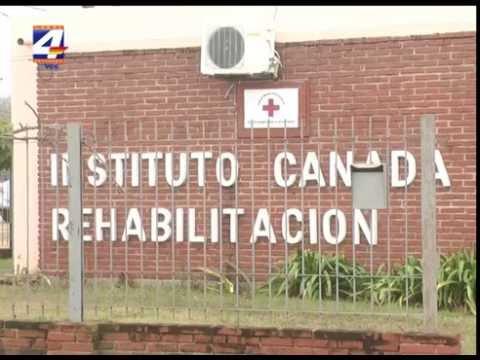 Instituto Canadá de Rehabilitación agradeció la colaboración población.