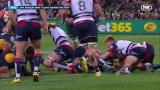 Melbourne Rebels v Brumbies Rd.12 2016 | Super Rugby Video Highlights
