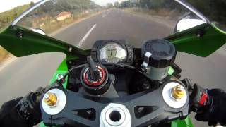 6. Kawasaki zx10r 2005 50-200 kmh