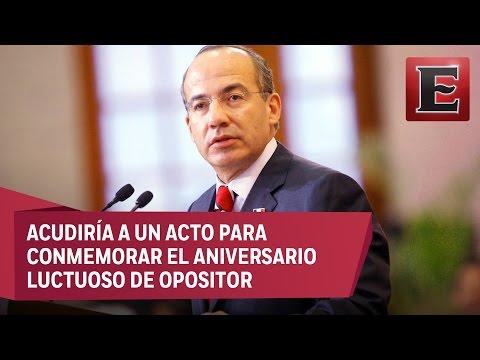 Cuba impide a Felipe Calderón el ingreso a la isla caribeña