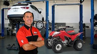 9. Honda TRX 250 Wont Start