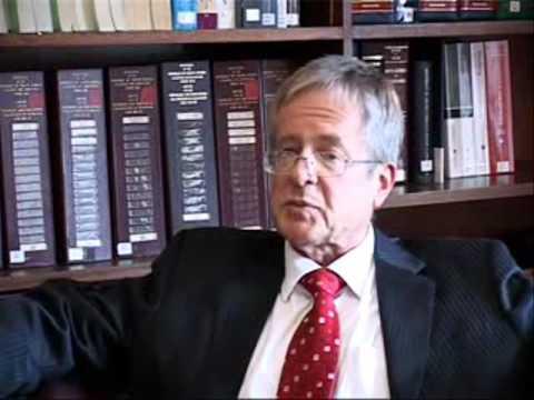 Judge Eberhard Bertelsmann talks about non-custodial sentencing and restorative justice (part 1)