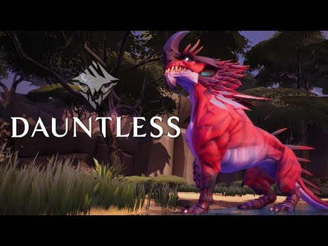 What is Dauntless - Free to Play Co-op Action RPG