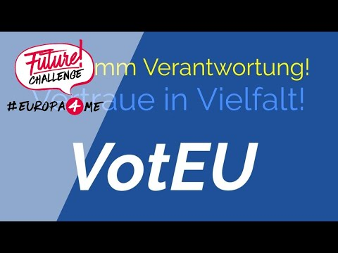 HTL Mistelbach, 4AHGT: VotEU!