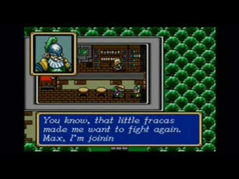 preview-Shining-Force:-Legacy-of-Great-Intention-(Gen/Wii)-Review-(Kwings)