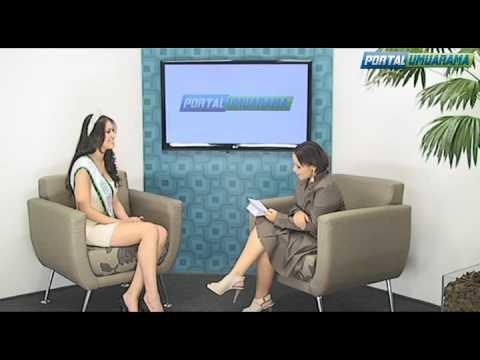 Entrevista com a Miss Paraná 2011 - Gabriela Cristina Pereira