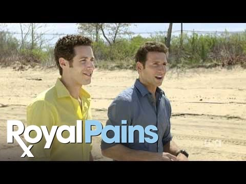 Royal Pains 3.05 (Clip 1)