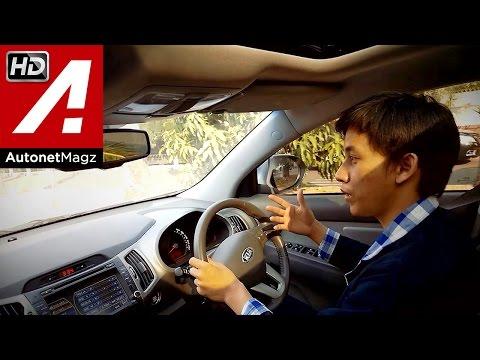 Test drive KIA Sportage 2014 Indonesia by AutonetMagz