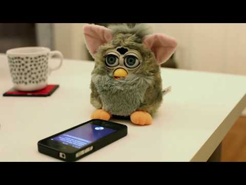 Siri Vs. Furby