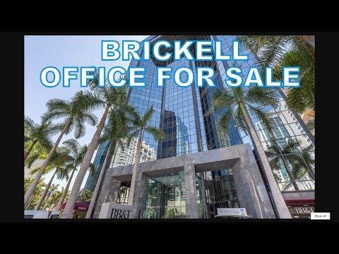 1200 Brickell Ave, Miami, FL 33131. OFFICE FOR SALE