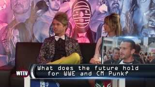 Rockstar Spud Challenges Host - Wrestle Talk TV Season 4, Episode 1
