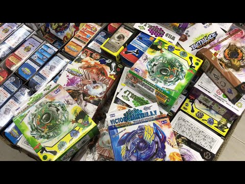 BEY HUNTING AROUND HONG KONG! - Searching For NEW BEYBLADE BURST RELEASES (Blast Jinnius .5G.Gr)!!