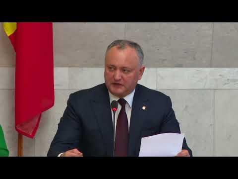 Președintele țării a participat la lucrările celei de-a doua şedinţe a grupului de lucru mixt pentru cooperare dintre Comisia Economică Eurasiatică şi Moldova