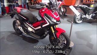 8. Honda Scooters 2017